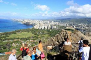 Diamond Head Hike Tour