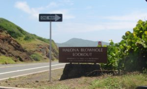 Halona Blowhole Lookout Private Tour