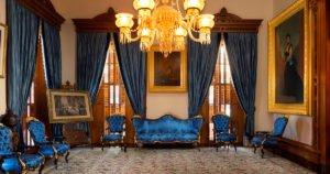 Iolani Palace Blue Roon Tour