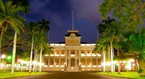 Oahu Tour Iolani Palace