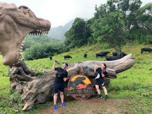 Jurassic Park Tour Oahu