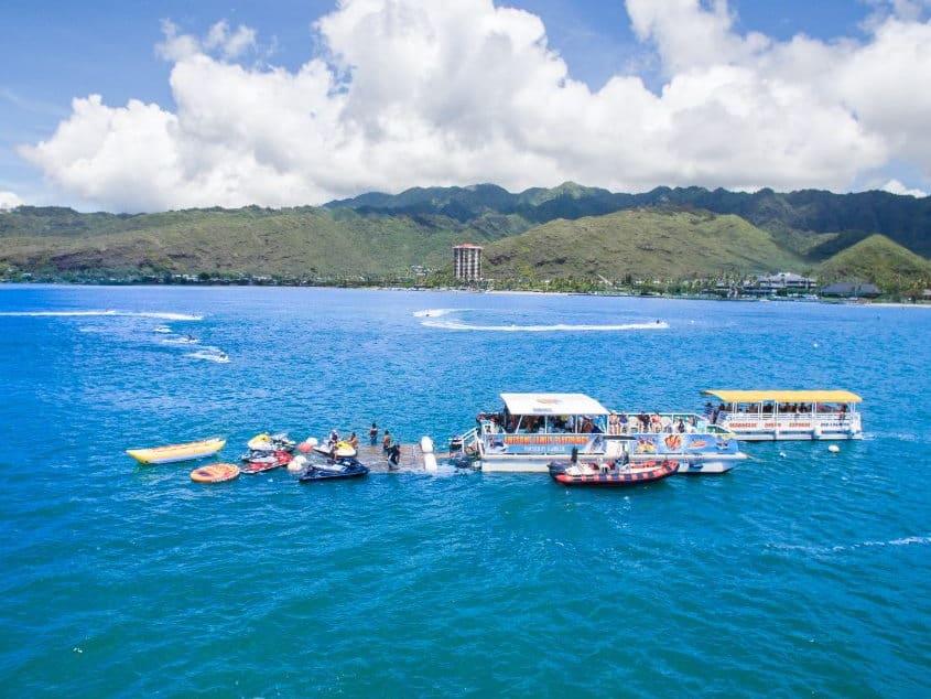 Honolulu Jet Ski Ride & Parasail Adventure