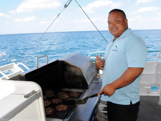 Waikiki Cruise With BBQ